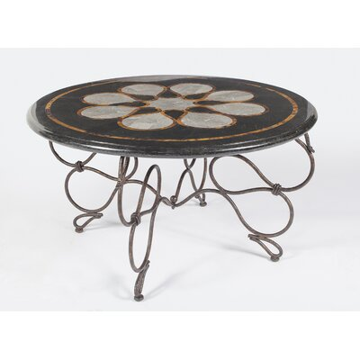 Metalworks Valencia Coffee Table by Butler