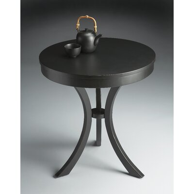 Black Licorice Side Table by Butler