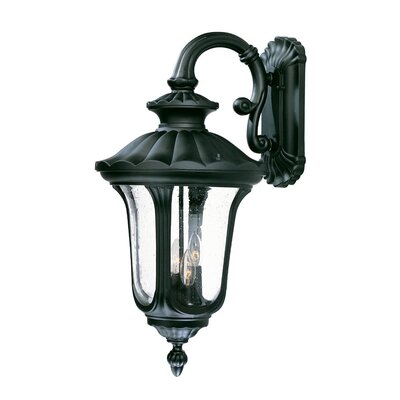 Acclaim Lighting Augusta 4 Light Wall Lantern