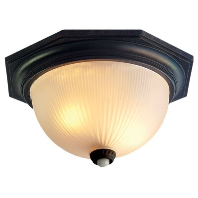 Outer Banks 2 Light Flush Mount Product Photo