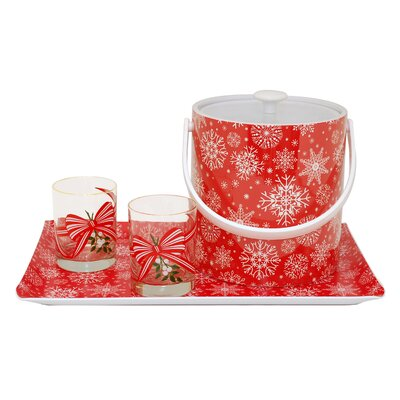 Christmas Drink Set by Mr Ice Bucket