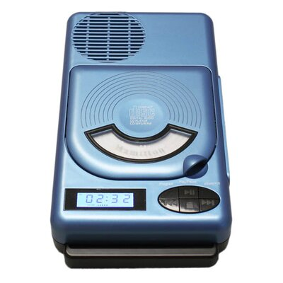 Hamilton Electronics CD / MP3 Listening Center with HA2V Personal Headphones