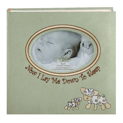 Cameron Book Album by Fetco Home Decor