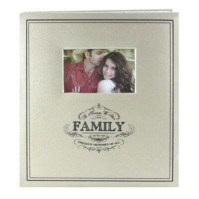 Garrity Family Album by Fetco Home Decor