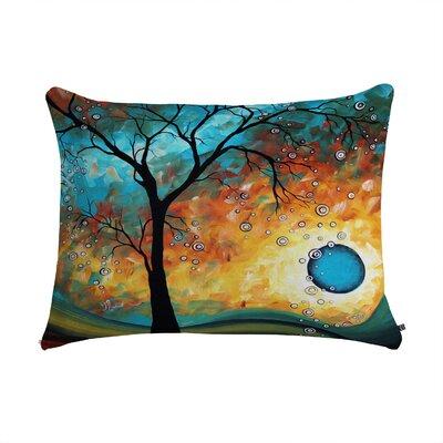 Madart Inc. Aqua Burn Pet Bed by DENY Designs