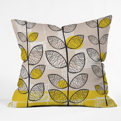 DENY Designs Rachael Taylor 50s Inspired Throw Pillow