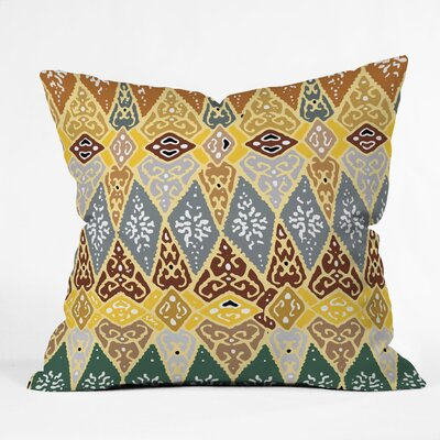 DENY Designs Romi Vega Diamond Tile Indoor/Outdoor Throw Pillow