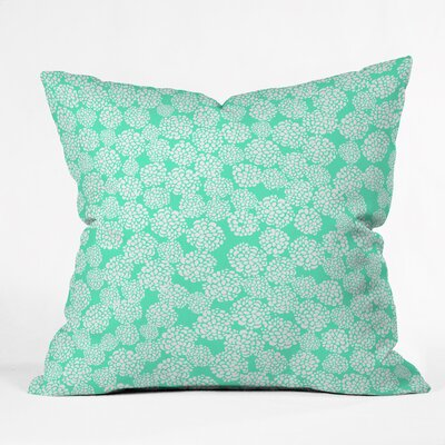 Joy Laforme Throw Pillow by DENY Designs