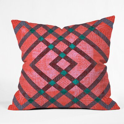 Randi Antonsen Throw Pillow by DENY Designs