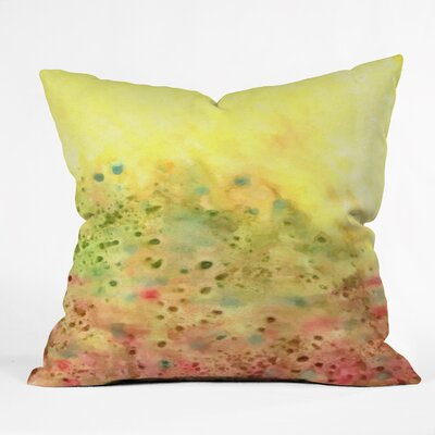 Rosie Brown Jeweled Pebbles Throw Pillow by DENY Designs