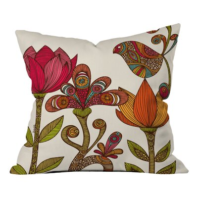 DENY Designs Valentina Ramos in the Garden Indoor/Outdoor Throw Pillow