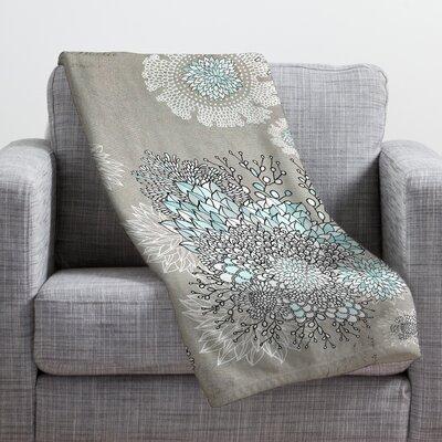 DENY Designs Iveta Abolina French Blue Throw Blanket