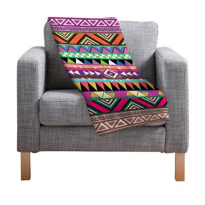 DENY Designs Bianca Green Overdose Throw Blanket