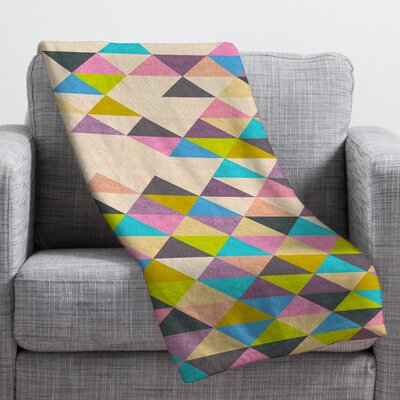 DENY Designs Bianca Green Completely Throw Blanket