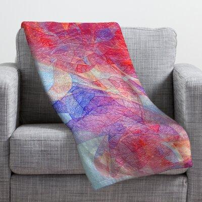 DENY Designs Jacqueline Maldonado Sweet Rift Throw Blanket