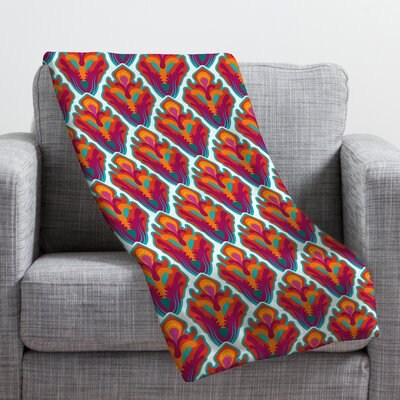 DENY Designs Arcturus Rococo Throw Blanket