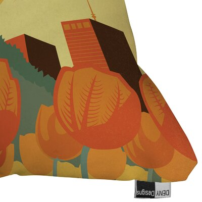 DENY Designs Anderson Design Group Boston Indoor/Outdoor Throw Pillow