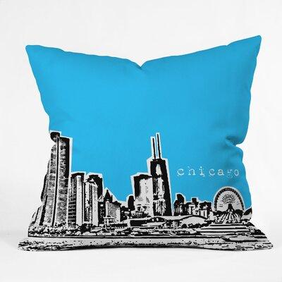 DENY Designs Bird Ave Chicago Throw Pillow