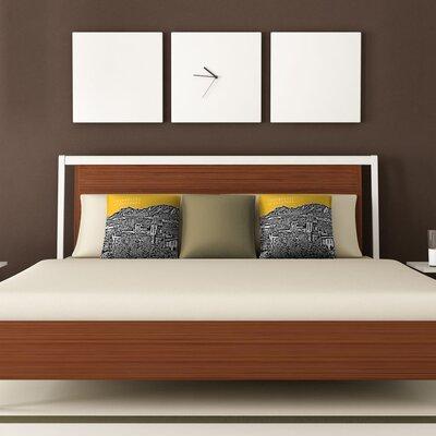 DENY Designs Bird Ave University of Colorado Throw Pillow