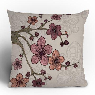 DENY Designs Valentina Ramos Blossom Throw Pillow