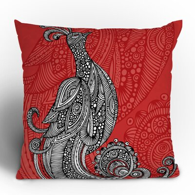 DENY Designs Valentina Ramos the Bird Throw Pillow