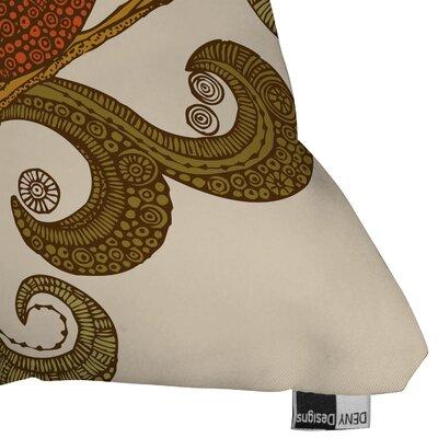 DENY Designs Valentina Ramos the Bird Indoor/Outdoor Throw Pillow