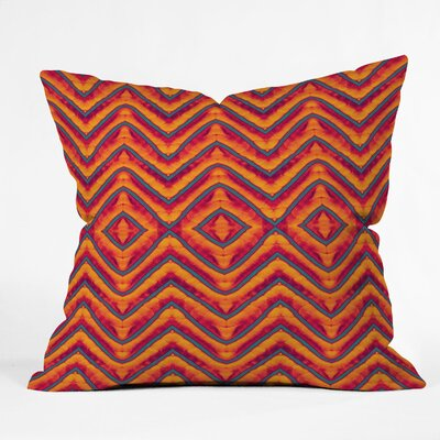 Wagner Campelo Sanchezia 1 Throw Pillow by DENY Designs
