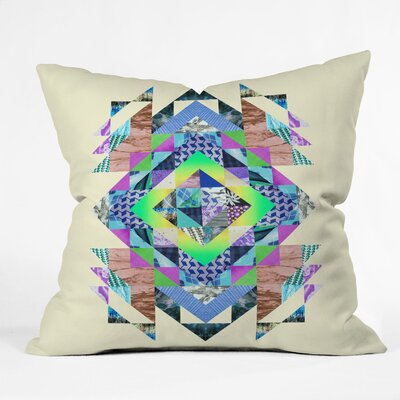 Fimbis Clarice Throw Pillow by DENY Designs