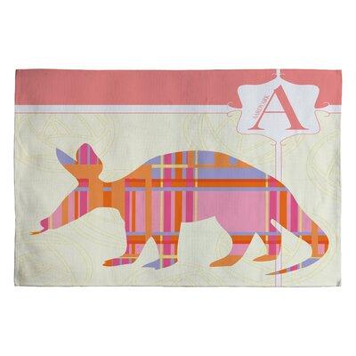 DENY Designs Jennifer Hill Miss Aardvark Kids Rug