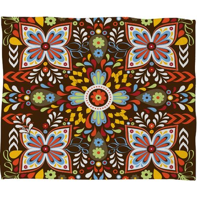DENY Designs Khristian A Howell Wanderlust Throw Blanket