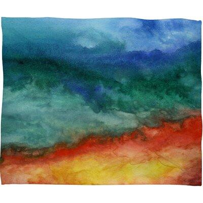 DENY Designs Jacqueline Maldonado Leaving California Throw Blanket