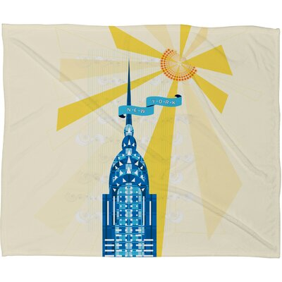 DENY Designs Jennifer Hill Throw Blanket
