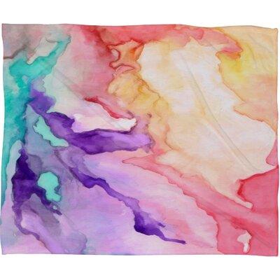 DENY Designs Rosie Brown Color My World Throw Blanket