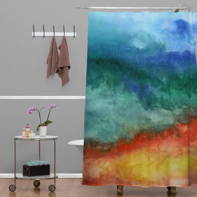 DENY Designs Jacqueline Maldonado Leaving California Shower Curtain