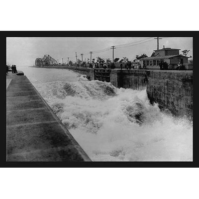 'Canadian Lock Accident' Photographic Print by Buyenlarge
