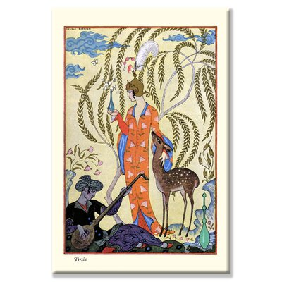 Buyenlarge Persia Painting Print on Wrapped Canvas