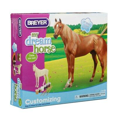 Breyer Horses Customizing Thoroughbred Play Set