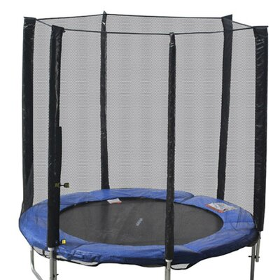 6' Trampoline Combo with Enclosure Product Photo