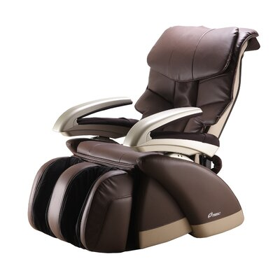 La Inspra Reclining Massage Chair by Masse