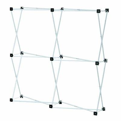 Testrite Presto Pop-Up Frame (Curved)