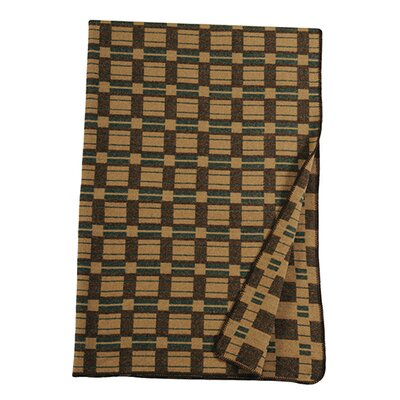 Lake Shore Suede Throw by Wooded River