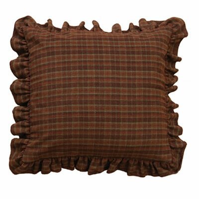 Cabin Bear Alternative Euro Sham by Wooded River