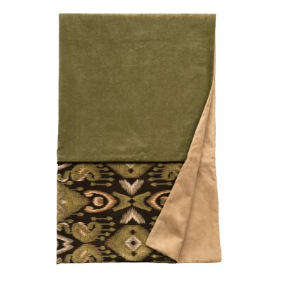 Lemongrass Throw by Wooded River