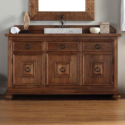 "James Martin Furniture Mykonos 60"" Single Bathroom Vanity Base"
