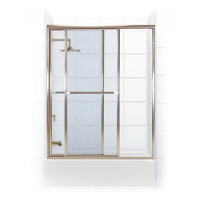58.31'' x 61.5'' Legend Neo Angle Swing Door Shower Enclosure Product Photo