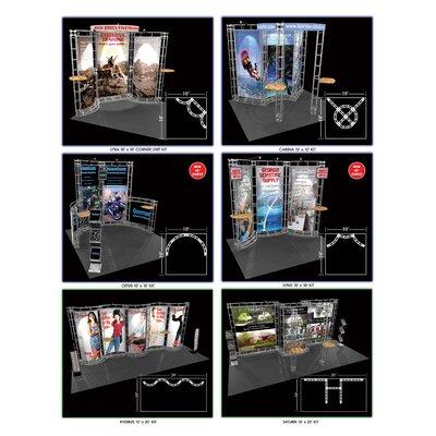 Exhibitor's Hand Book Lynx Corner Expo Truss Kit