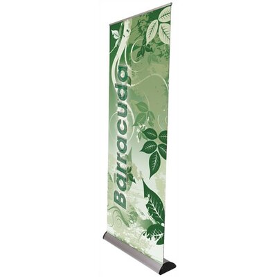 Exhibitor's Hand Book Barracuda Banner Stand
