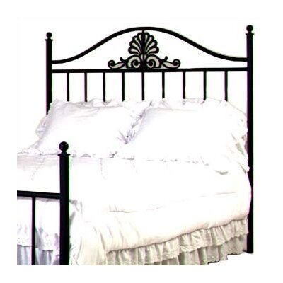 Grace Collection Coronet Metal Headboard