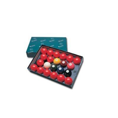 "Aramith Billiard Balls - Aramith 2.25"" Numbered Snooker"