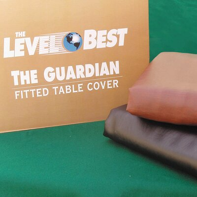 The Level Best Guardian Modern Pool Table Cover